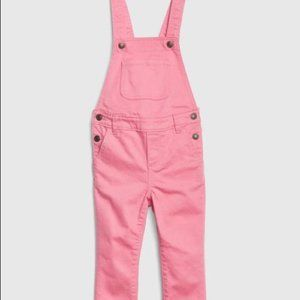 GAP Jean Overall - Pink (Size 2)